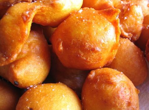 croquettes de pomme de terre de Babou -- Cliquez pour voir l'image en entier